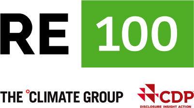 RE100 THE CLIMATE GROUP CDP